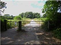 SU4726 : Twyford, Five Bridges Road by Mike Faherty