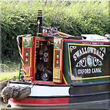 SP7155 : Narrowboat at Grand Junction by Oast House Archive