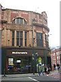 SJ8397 : Manchester: former Picture House cinema, Oxford Street by Christopher Hilton