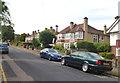 TQ2563 : Sutton:  Landseer Road by Dr Neil Clifton