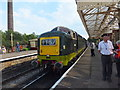 "SD7916 : D9009 ""Alycidon'' at Ramsbottom station by Richard Hoare"