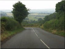 SO6466 : Panorama from just north of Hill Top by Peter Whatley