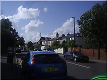 SO9621 : London Road, Charlton Kings by David Howard