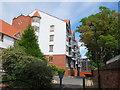 SJ4166 : Modern flats, Chester... by Bill Harrison