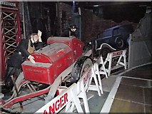 SP3379 : Blitz Experience (1), Coventry Transport Museum by David Dixon