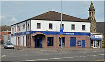 J3475 : The Ulster Bank, York Road, Belfast by Albert Bridge