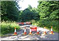 NU2004 : Road Closed - and likely to remain so for some time by Russel Wills