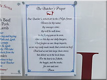 NT4728 : The Butcher's Prayer by Barbara Carr