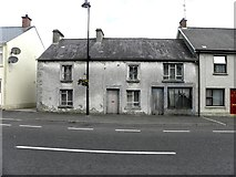 H5467 : Bobby Fenton's Hardware Shop and House, Beragh by Kenneth  Allen