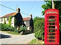 TQ5005 : Red telephone kiosk, Alciston by nick macneill