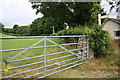 SD6188 : Gateway south of 'Fell View' bungalow by Roger Templeman