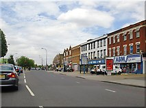 TQ3772 : Bromley Road (A21), Bellingham by Stefan Czapski