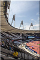 TQ3784 : Olympic Stadium, Stratford, East London by Christine Matthews