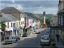 SO1408 : Castle Street, Tredegar by Robin Drayton