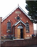 SU4321 : Former Primitive Methodist Chapel, Chandlers Ford by Michael FORD