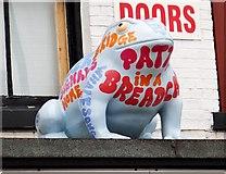 TA0828 : Larkin with Toads - 35: Hull Poem Toad by Bernard Sharp