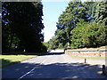 TG2506 : Kirby Road, Trowse Newton by Adrian Cable