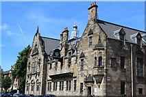 NS5565 : Pearce Institute, Govan by Leslie Barrie