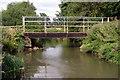 SP7028 : The King's Bridge over Padbury Brook by Philip Jeffrey