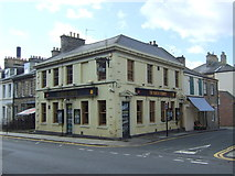 NZ2465 : The North Terrace pub by JThomas
