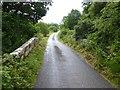 NU0808 : Bridge over the Coe Burn by Russel Wills