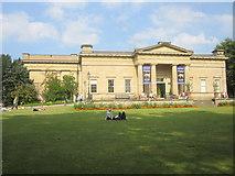 SE5952 : York - Yorkshire Museum and Gardens by Alan Heardman