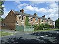 NZ2571 : Houses on Sandy Lane by JThomas