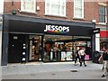 SK5739 : Nottingham Jessops is re-opened by David Lally