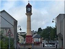 SO1408 : Tredegar Town Clock by Robin Drayton