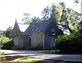 NO7496 : East Lodge, Crathes Castle Estate by Stanley Howe