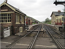 SE8191 : Levisham railway station, Yorkshire by Nigel Thompson