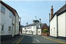 SK6514 : The Wheel inn, Rearsby by David Smith