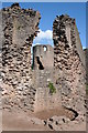 SO4520 : Skenfrith Castle by Philip Halling