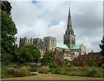 SU8504 : Chichester Cathedral by Rob Farrow