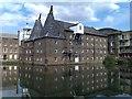 TQ3882 : Reflections at Clock Mill by David Martin