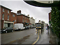 SP3265 : Looking up Clemens Street in the rain by Robin Stott