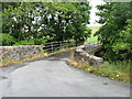 NY5907 : Bridge over Birk Beck by David Purchase