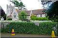 SU7886 : Hambleden church by Graham Horn