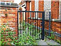 SU1385 : Former Even Swindon School, Hughes Street, Swindon (2 of 10) by Brian Robert Marshall