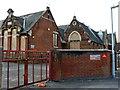 SU1385 : Former Even Swindon School, Hughes Street, Swindon (9 of 10) by Brian Robert Marshall
