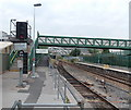 ST0291 : Obtain token before proceeding to Ystrad Rhondda from Porth railway station by Jaggery