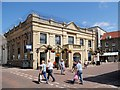 TL8564 : The Old Fire Station Building, Bury St Edmunds by David Dixon