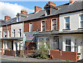 J3674 : Nos 10 & 12 Pim's Avenue, Belfast (2013-1) by Albert Bridge