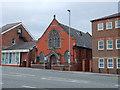 SJ4066 : Welsh language chapel, Gorse Stacks, Chester by Bill Harrison
