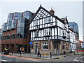 SJ4066 : The Liverpool Arms, Northgate Street, Chester by Bill Harrison