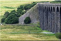SD7579 : Ribblehead viaduct by William Starkey
