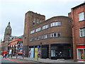 SJ4066 : Former Odeon Cinema, Northgate Street, Chester by Bill Harrison