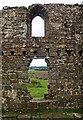 SE8292 : Skelton Tower Doorway & Window View by Scott Robinson