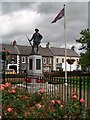 J4569 : Memorial to the Fallen Heroes of Comber by Eric Jones