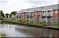 SJ8798 : Canalside housing by Alan Murray-Rust